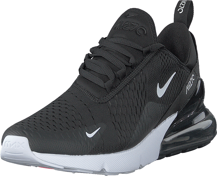 Nike - Men's Air Max 270 Black/anthracite-white-red
