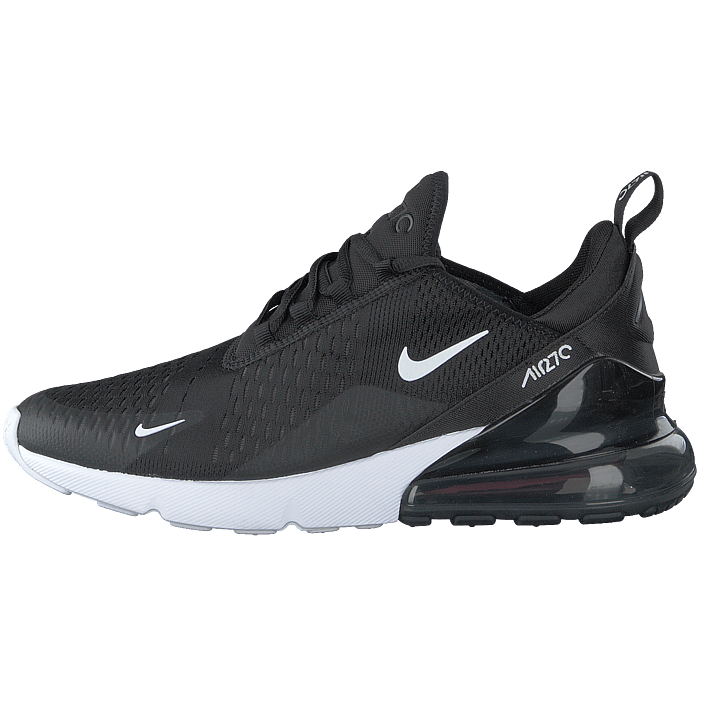 Men's Air Max 270 Blackanthracite white red