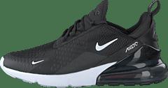 the best attitude d663c 3c7fc Nike - Men s Air Max 270 Black anthracite-white-red