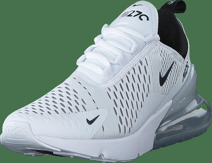 Nike - Men's Air Max 270 White/black-white