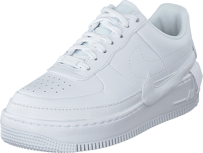 Nike - Air Force 1 Jester White/white-black