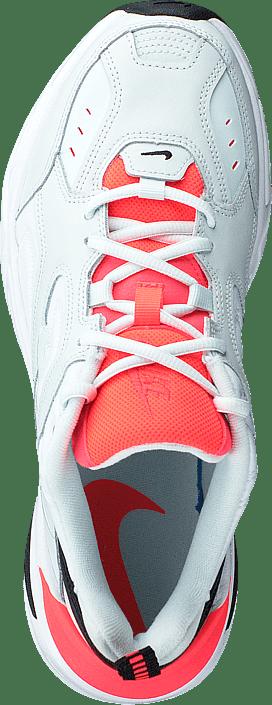 Women's Nike M2k Tekno in Ghost Aquaghost Aqua Flash