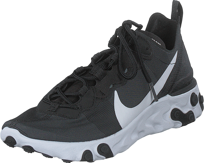 W React Element 55 Black/white