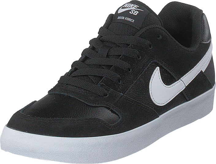Nike - Sb Delta Force Vulc Black/white