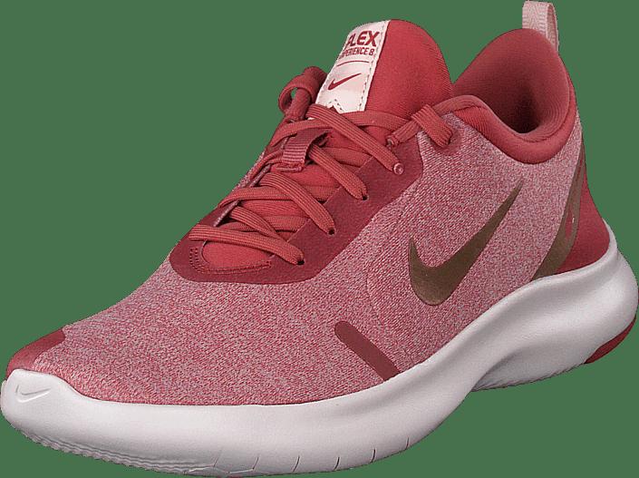Nike - Wmns Flex Experience Rn 8 Light Redwood/mtlc Red Bronze