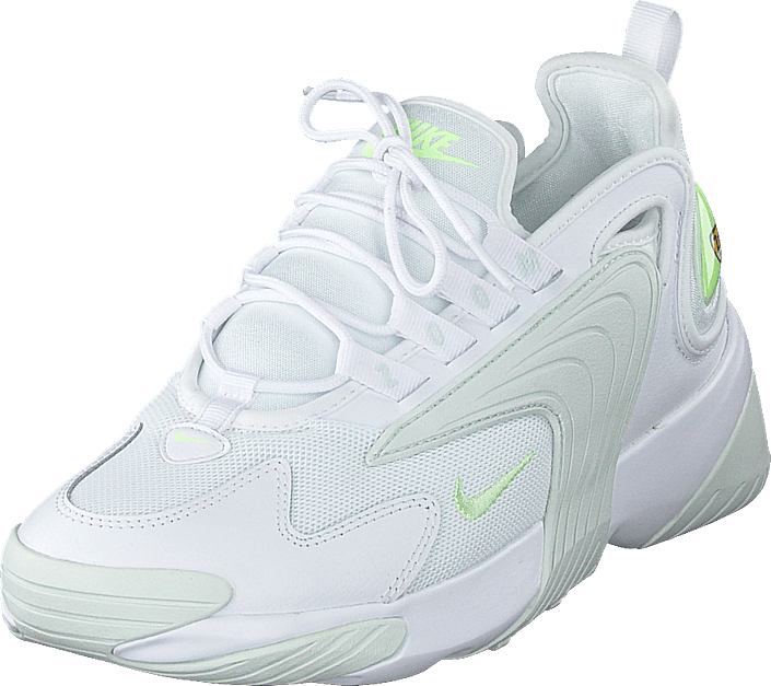 Nike - Wmns Zoom 2k White/barely Volt-ghost Aqua