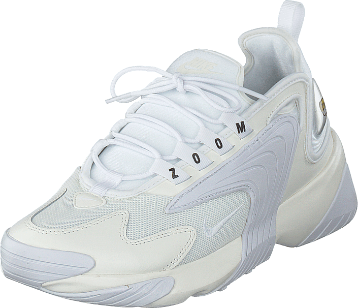 Nike - Zoom 2k Sail/white-black