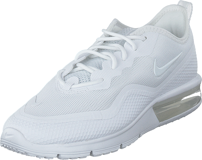Nike - Air Max Sequent 4.5 White/white-black