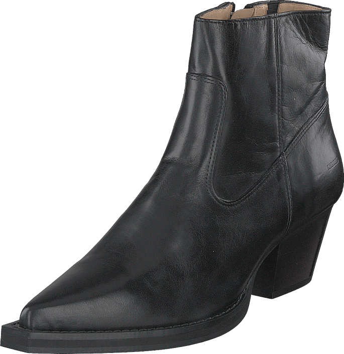 Angulus - Ankle Boot. Black