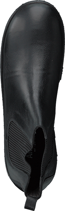 Angulus Chelsea Boot With Chunky Sole Black/black 9541277896