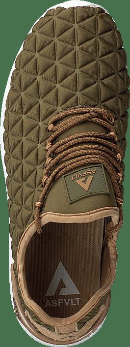 Speedsocks Neo Army Tan