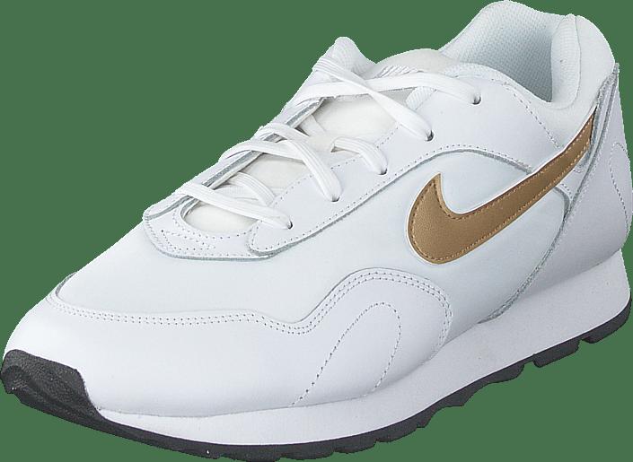Nike - W Outburst White/metallic Gold-black