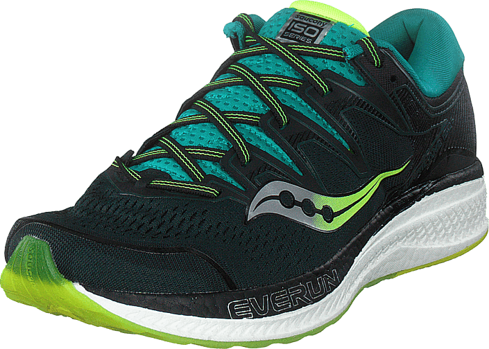 Saucony - Hurricane Iso 5 Green / Teal
