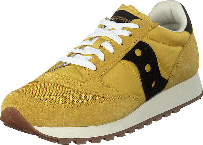 Saucony - Jazz Vintage Yellow / Black