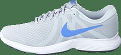 sneakers for cheap 2d472 d51ea Köp. Nike - Revolution 4 W Pure Platinum royal Pulse