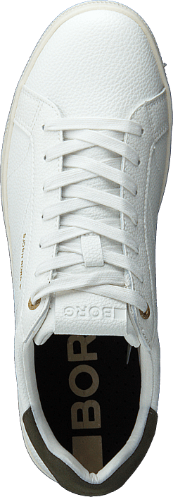 T305 Low Tmp M White/olive
