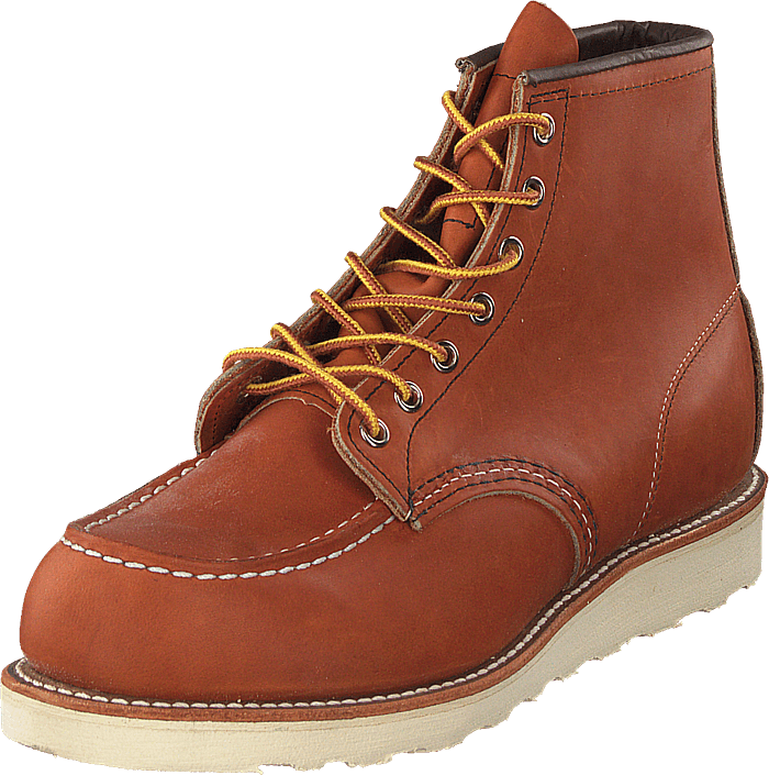 Red Wing - 6-inch Classic Moc Oro Legacy Leather