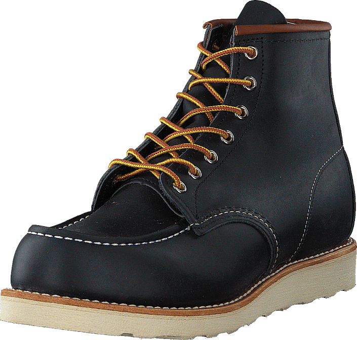 Red Wing - 6-inch Classic Moc Navy Portage Leather
