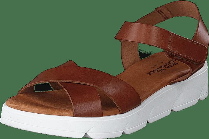 Shoe Biz - Tatu Cognac