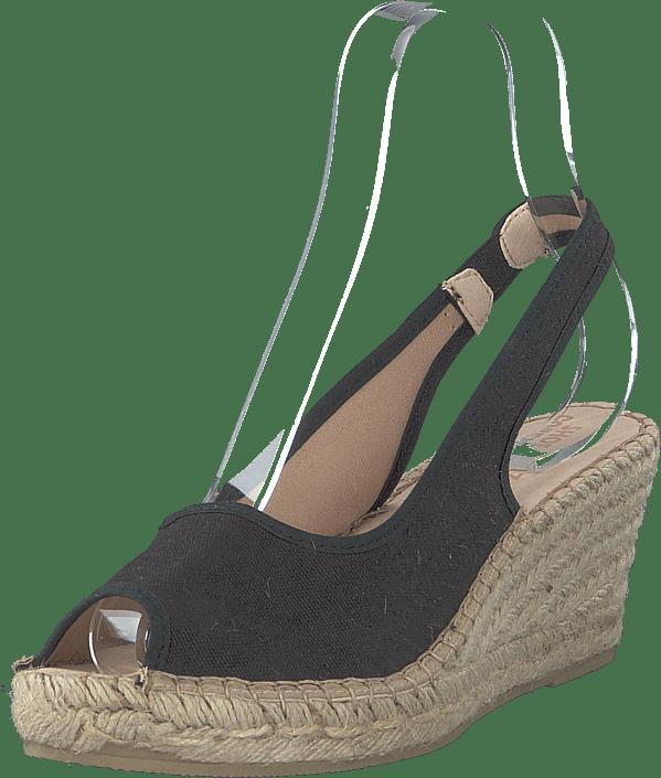 Shoe Biz - Freya 5-rows Black