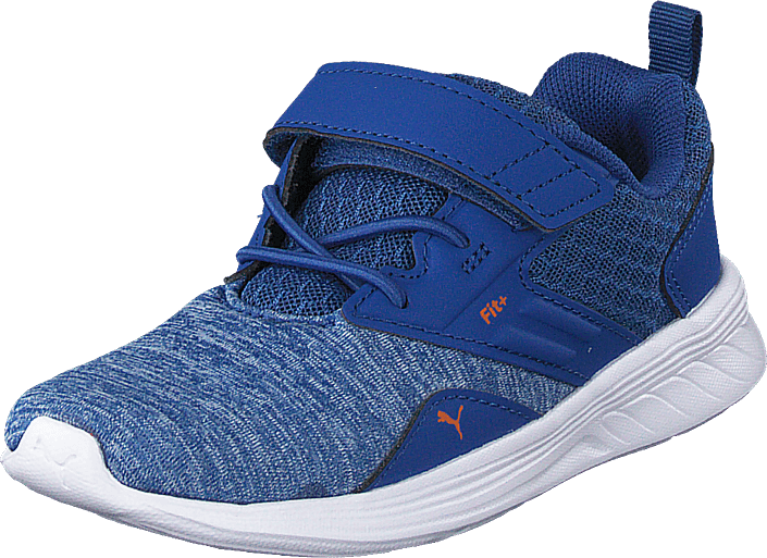 Puma - Nrgy Comet Inf Galaxy Blue-white-jaffa Orange