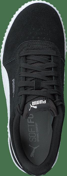 Carina Sd Jr Puma Black puma White