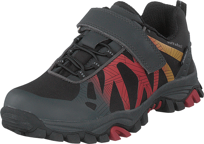 Gulliver - 435-6916 Waterproof Black/orange