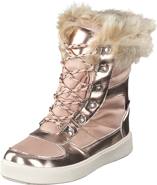 Gulliver - 435-0504 Waterproof Warm Lined Rose Gold