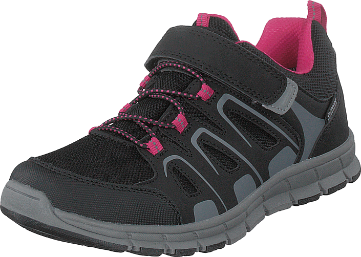 Gulliver - 435-0520 Waterproof Black/fuchsia