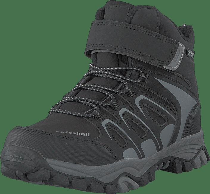 435-0509 Waterproof Warm Lined Black