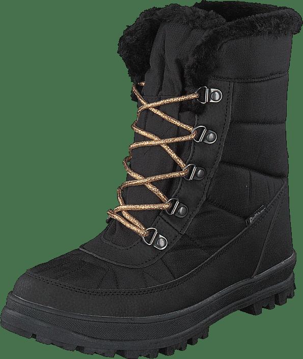430-9663 Waterproof Warm Lined Black