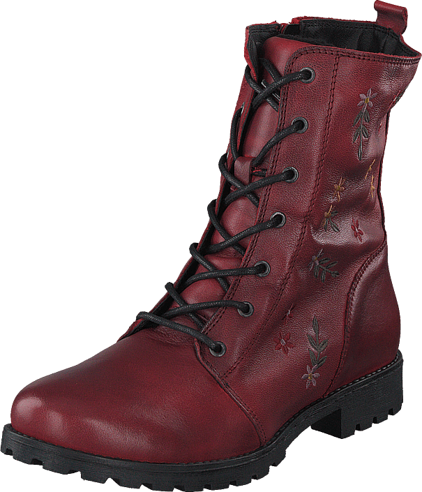 Emma - 495-1030 Warm Lining Red
