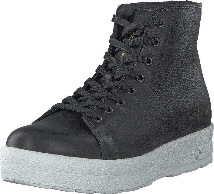 Canada Snow - Mount Baker Lace Up Black