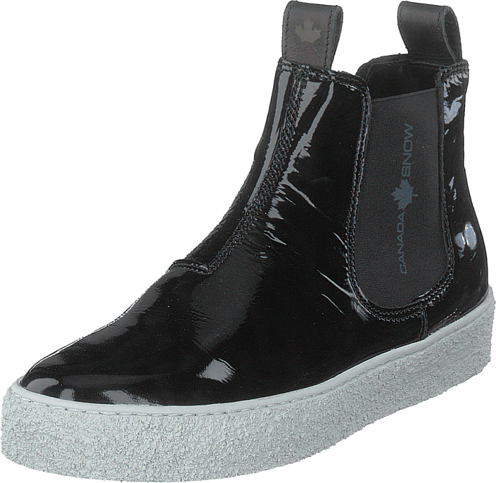 Mount Verm Black Patent