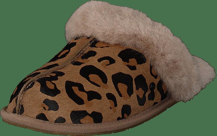 W. Scuffette Ii Leopard Amphora
