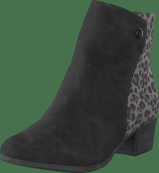 Jana - 8-8-25374-23 029 Blk/leopard