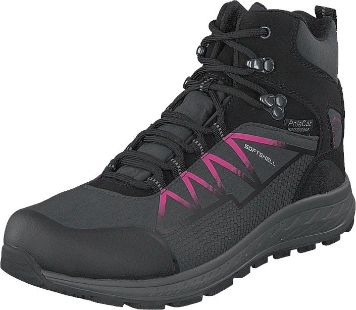 Polecat 430-3061 Waterproof Warm Lined Grey, Skor, Sneakers & Sportskor, Walkingskor, Grå, Dam, 41