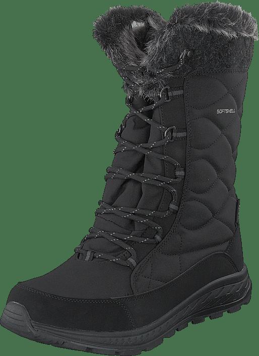 430-9804 Waterproof Warm Lined Black