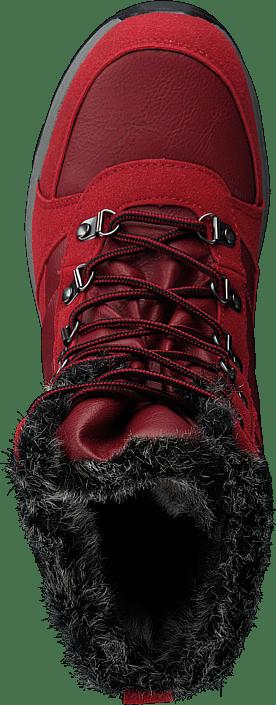 430-2967 Waterproof Warm Lined Red