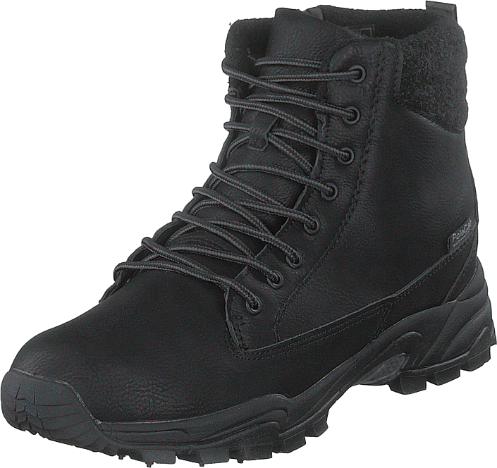 430-2321 Waterproof Warm Lined Black Ice-tech Studs