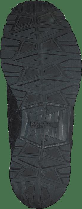 Merrell - Icepack Guide Mid Lace Waterpr Black