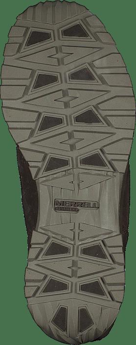 Icepack Guide Mid Lace Waterpr Stone