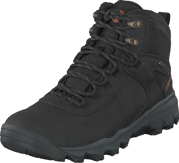 Merrell - Vego Mid Leather North Wp Ice+ Black
