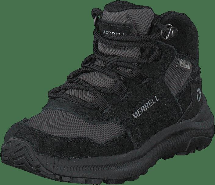Merrell - Ontario Mid Waterproof Black