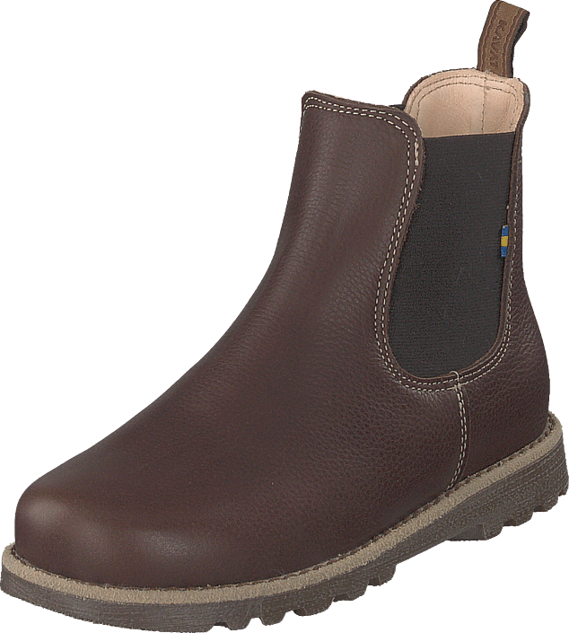 Bodås Jr Ep Dark Brown