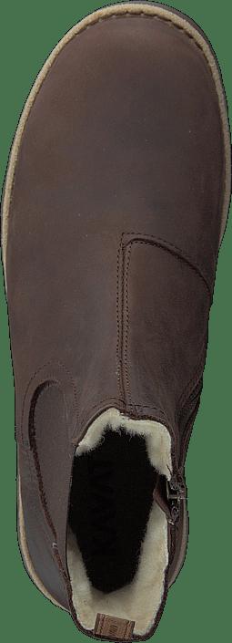 Kavat - Skafta Ep Dark Brown Nubuck