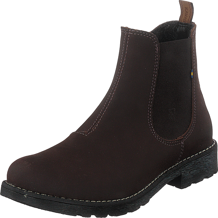 Kavat - Husum Jr Xc Dark Brown