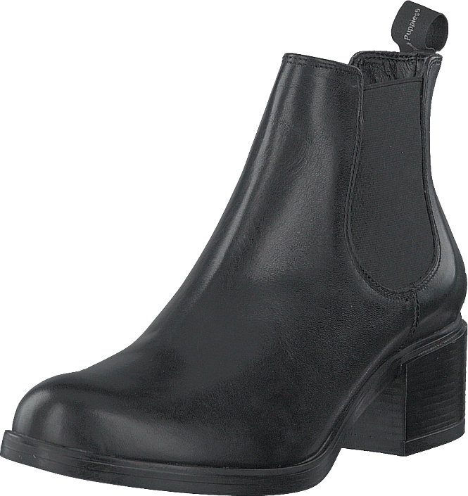 Hush Puppies - Fiorella Chelsea Black