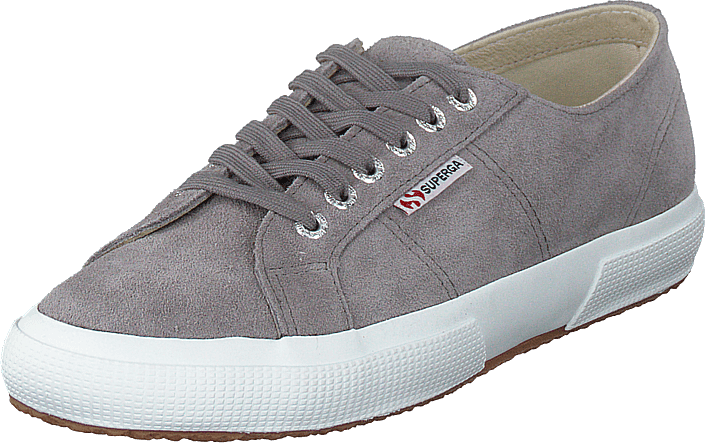 Superga - 2750 Sueu Grey Smoke