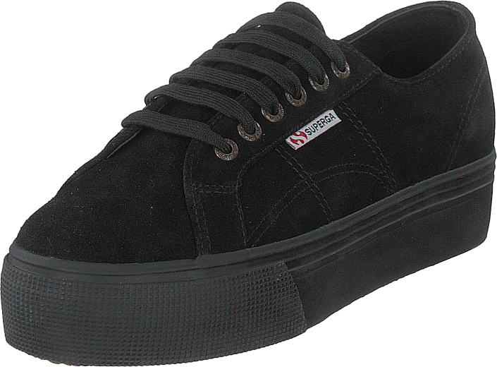 Superga - 2790 Suew Full Black